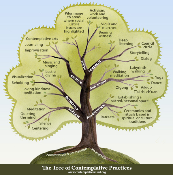 The Tree of Contemplative Practices