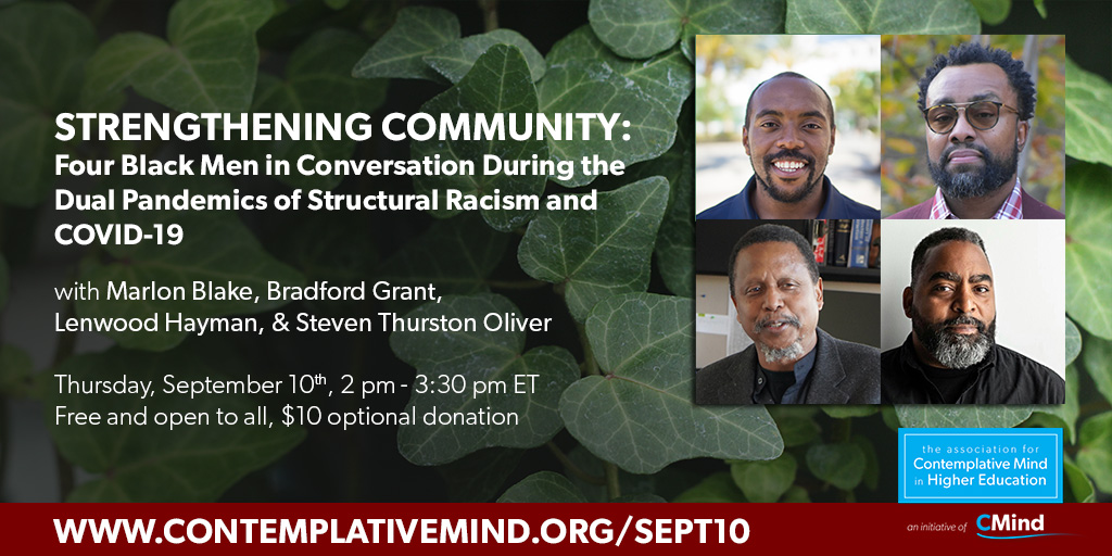 Strengthening Community: Four Black Men in Conversation During the Dual Pandemics of Structural Racism and COVID-19