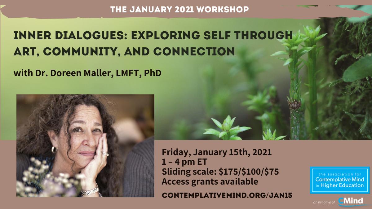 Arts workshop with Doreen Maller