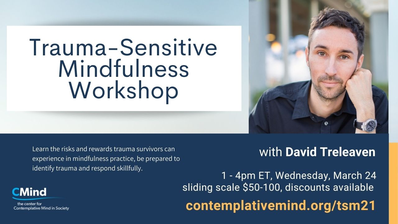 Trauma-Sensitive Mindfulness Workshop