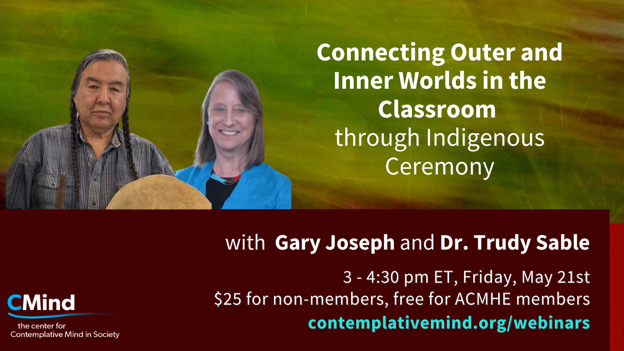Connecting Outer & Inner Worlds Practice Webinar
