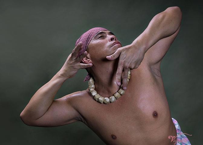 Leonard Cruz (photo by Nina Padilla)