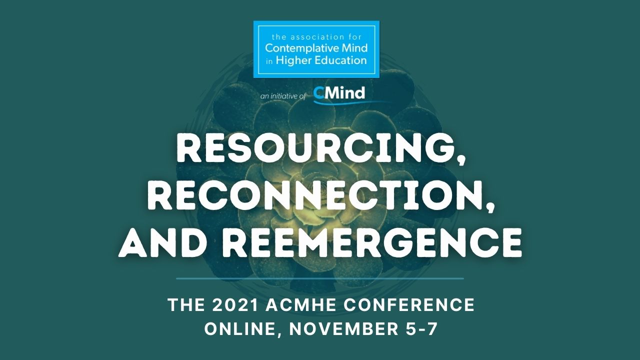 the 2021 ACMHE Conference